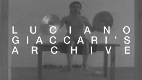 Archivio Luciano Giaccari