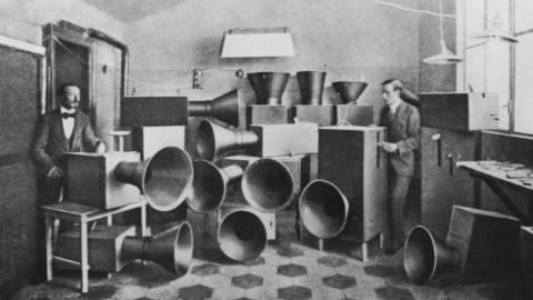 Orchestra di Intonarumori di Luigi Russolo