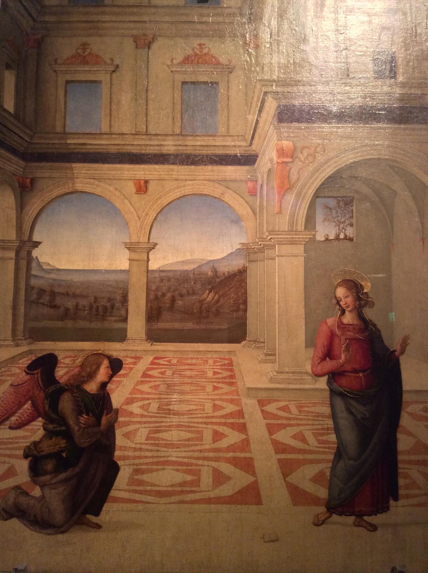 Perugino, Galleria Nazionale dell'Umbria, Perugia   Artribune