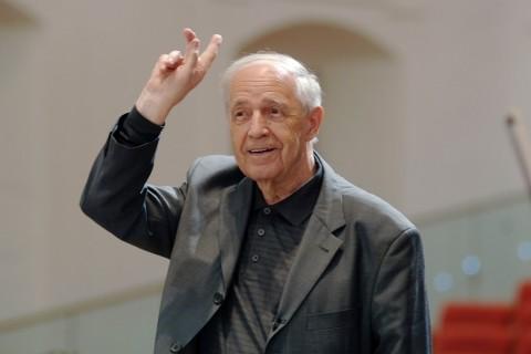 Pierre Boulez - © Salzburger Festspiele - Monika Rittershaus