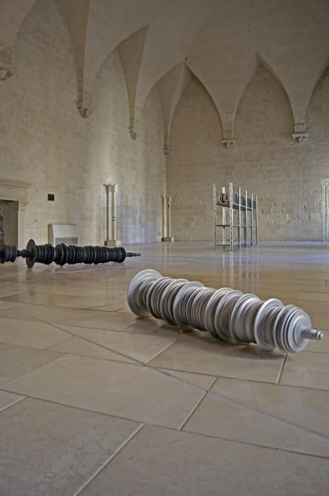 Retrospection - Daniele D'Acquisto - Castello Carlo V, Lecce 2015 - Courtesy GAS, Torino