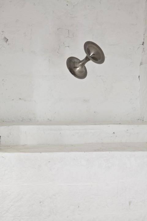 Sarah Ciracì - Renato Galante – MultiVerso - veduta della mostra presso la Vecchia Fabbrica di Ceramiche, Grottaglie 2015 - photo Marcello Nitti