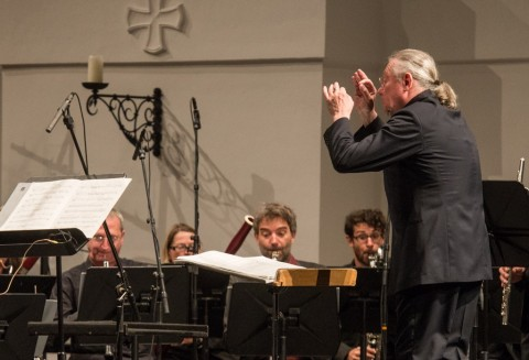 Sylvain Cambreling dirige il Klagenforum di Vienna - © Salzburger Festspiele - Marco Borrelli