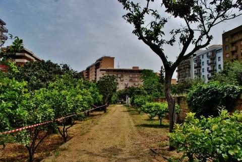 Villa Di Napoli, Palermo - ph- Facebook, comuni e borghi di Sicilia
