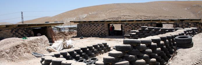 Arcò, Scuola di gomme, Striscia di Gaza, 2009
