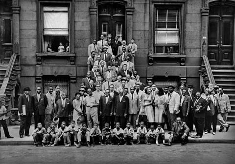 Art Kane, Harlem 1958, Esquire, 1958