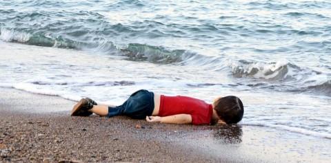 Aylan Kurdi – © LaPresseReuters