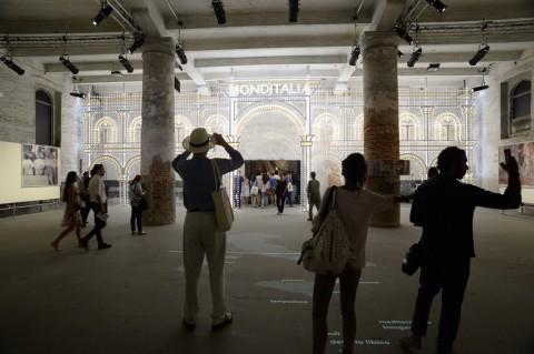 Biennale di Architettura, Venezia - Monditalia - 2014 - photo Giorgio Zucchiatti