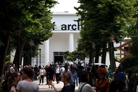 Biennale di Architettura di Venezia - photo Giorgio Zucchiatti