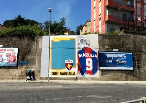 Favelli e Lucamaleonte a Cosenza
