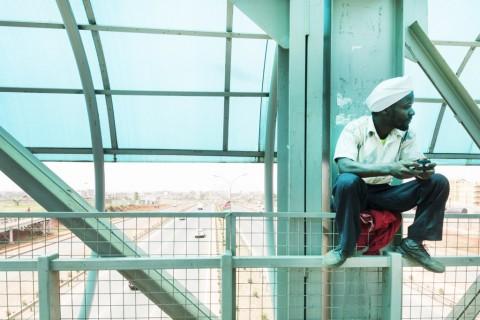 Filippo Romano, Nairobi, progetto fotografico 2011-2015