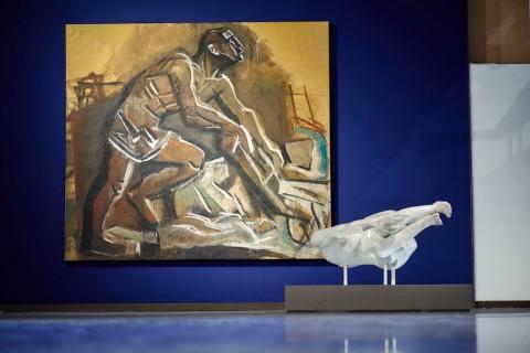 Galleria d'Arte Moderna Achille Forti, Palazzo della Ragione, Verona - photo Lorenzo Ceretta