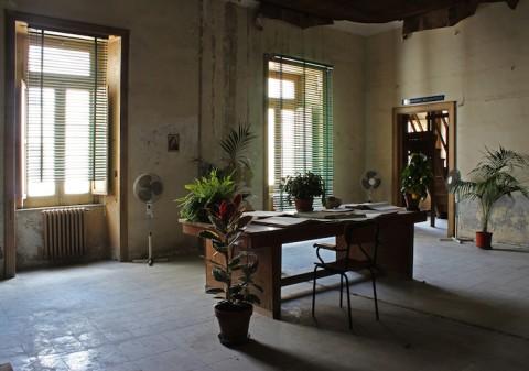 Gian Maria Tosatti, 2_Estate (Sette Stagioni dello Spirito, 2014), ex Anagrafe Comunale, Piazza Dante