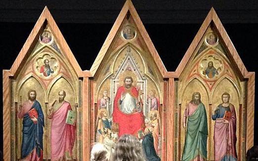 Giotto, l'Italia, Palazzo Reale, Milano