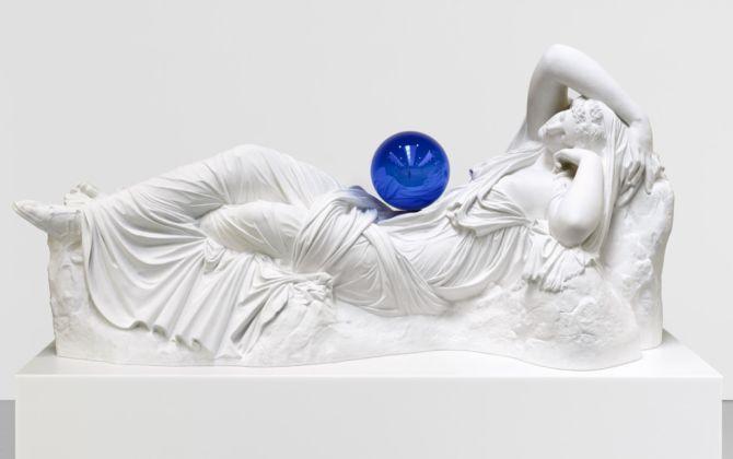 Jeff Koons, Gazing Ball (Ariadne), 2013 - Monsoon Art Collection - © Jeff Koons