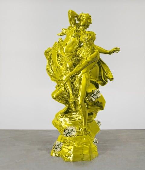 Jeff Koons, Pluto and Proserpina