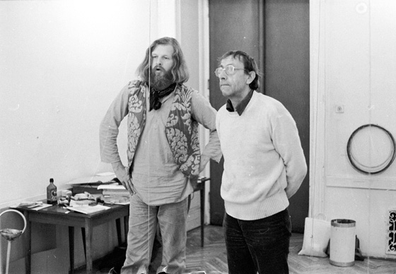 Joachim Pfeufer & Robert Filliou, 1976