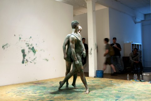Jonathan VanDyke, Cordoned Area, 2011-12