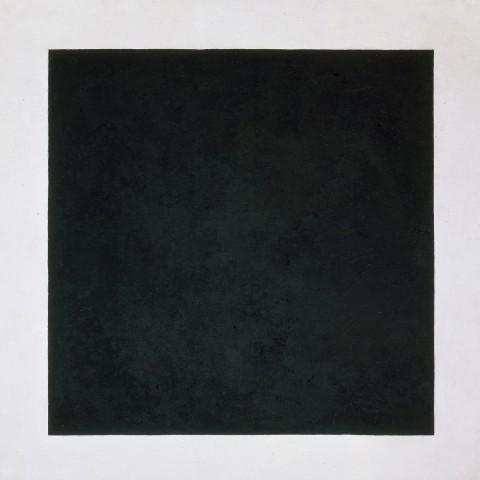 Kazimir Malevič Quadrato nero, 1923 circa Olio su tela 106x106 cm Museo di Stato Russo, San Pietroburgo