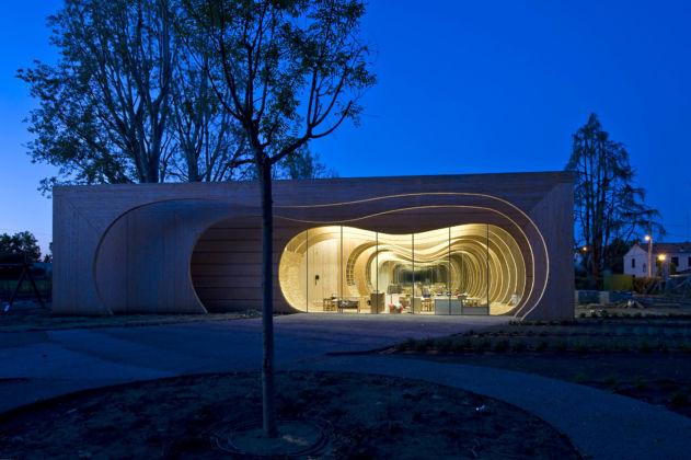 L'asilo di Guastalla, di Mario Cucinella Architects (foto Moreno Maggi)