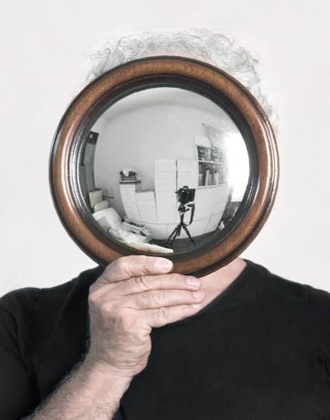 Mario Cresci, Autoritratto