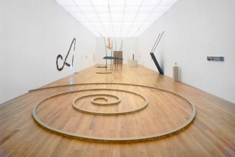 Mario Merz, Spirale di cera, 1970-1981 - Kunstmuseum Liechtenstein, Vaduz