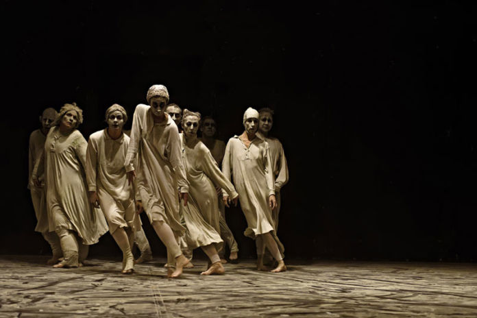 COMPAGNIE MAGUY MARIN, MAY B, Teatro Argentina, Roma