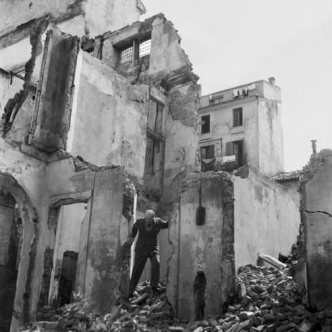 Milano, Lucio Fontana, 1946