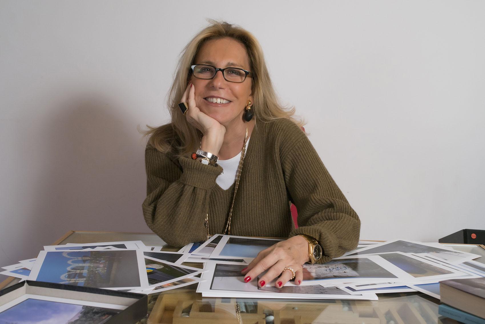Nicoletta Rusconi, 2014 - photo Pio Tarantini