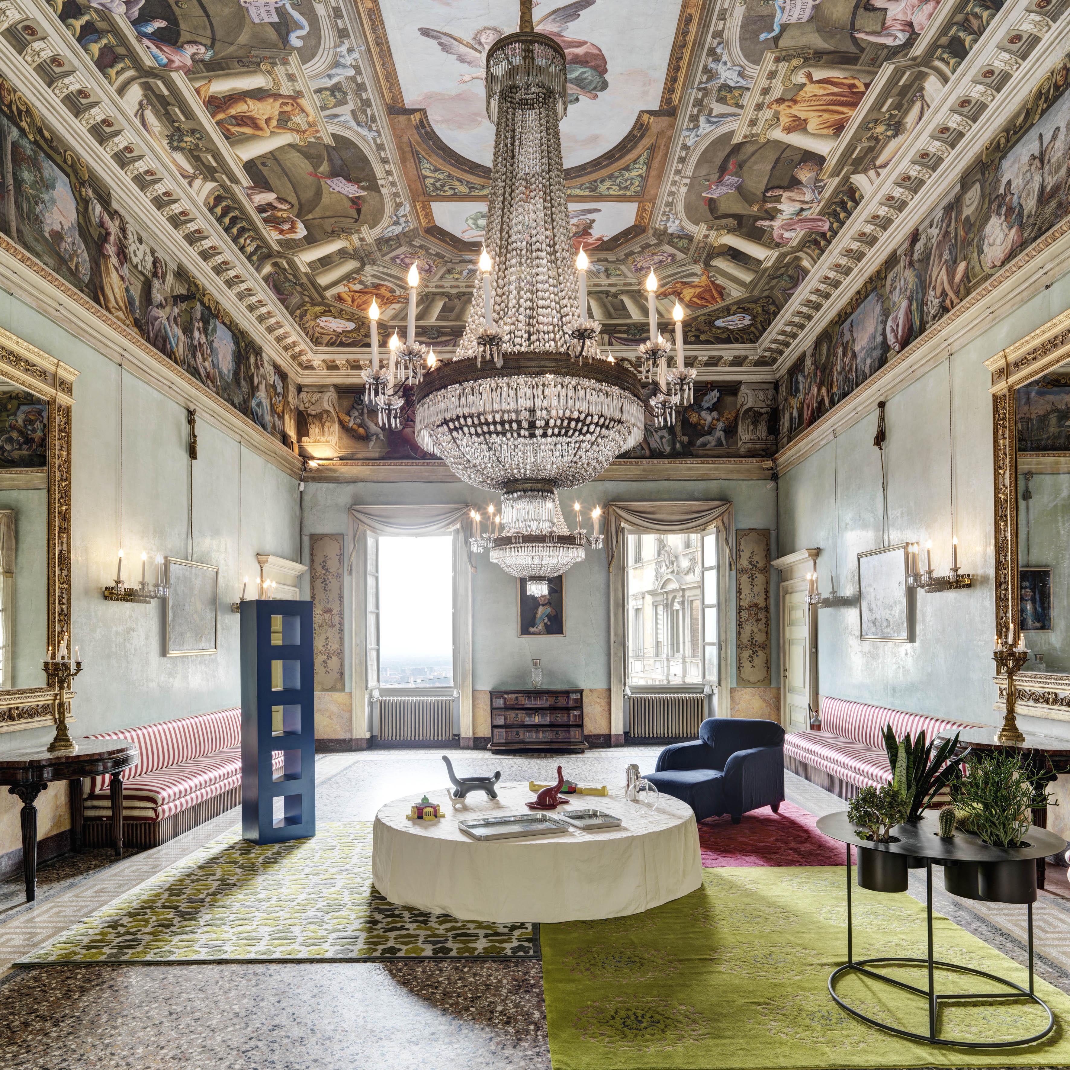 Dimore design bergamo ecco il design che contamina i for Interior design italiani