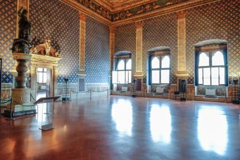 Sala Dei Gigli, Palazzo Vecchio, Firenze