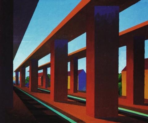 Salvo Mangione, Stazione di notte, 1992