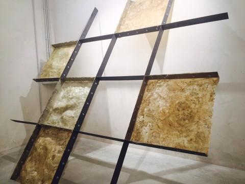 Philip Topolovac, Bodenform (2015), Museo Nivola