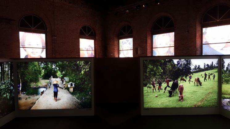 Steve McCurry, From These Hands A journey Along the Coffee Trail, Arsenale Nord, Tesa 113, Venezia
