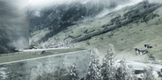 Thom Mayne, 7132, Vals - courtesy of Morphosis Architects