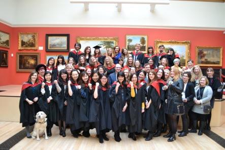 University of Leicester - Graduates in Museum Studies