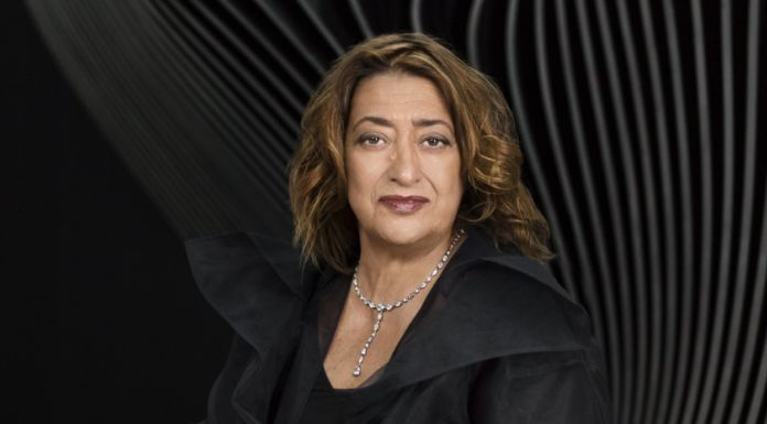 Zaha Hadid - photo Mary McCartney
