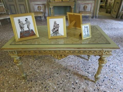 nuovicodici – veduta della mostra presso Palazzo Stanga Trecco, Cremona 2015