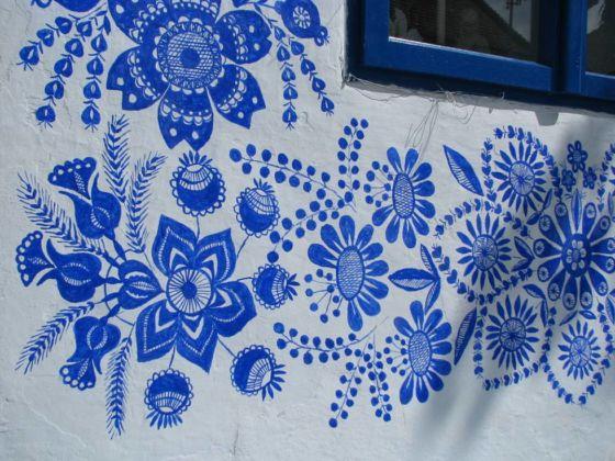 wall painting di Anezka Kasparkova