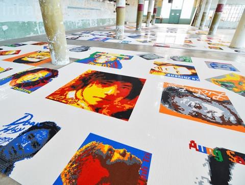 Ai Weiwei, l'installazione di Alcatraz