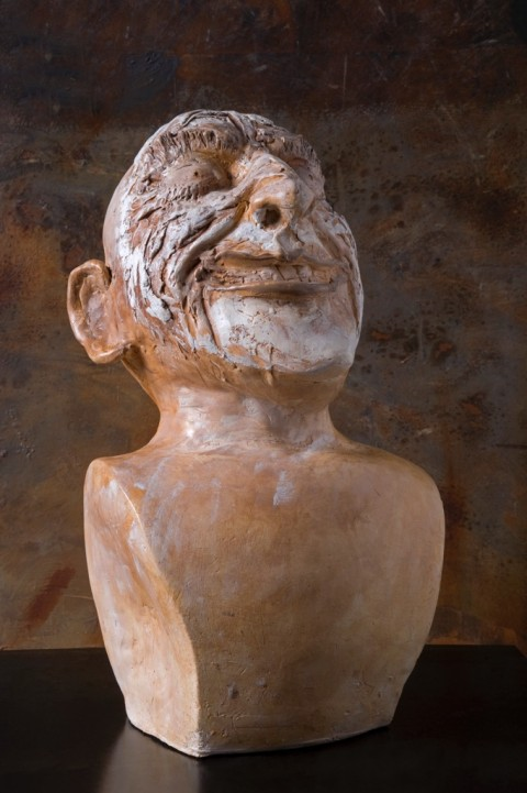 Alessandro Kokocinski, Pensando a Grock2, 2015 - Fondazione Alessandro Kokocinski - photo © Manuela Giusto