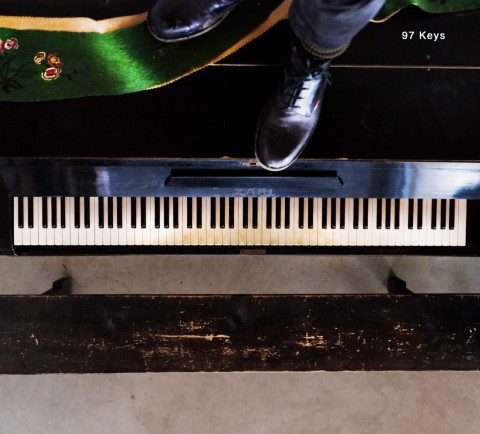 Alessio De Girolamo, 97 Keys piano, 2015 – digital photo