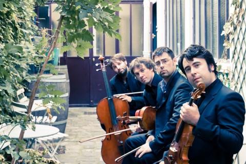 Biennale Musica 2015 - Quatour Leonis