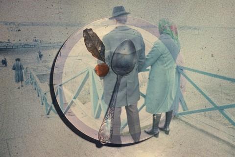Boris Mikhailov, Senza titolo, dalla serie Superimpositions, 1968-75 - (c) Boris Mikhailov - courtesy Camera, Torino
