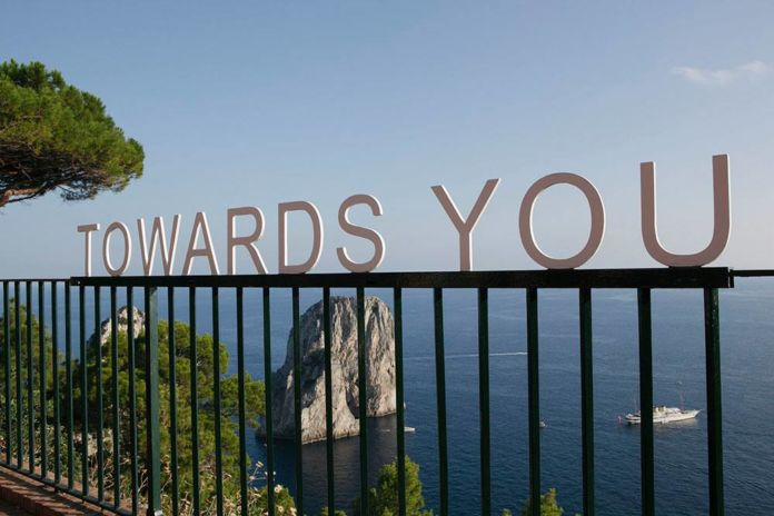 Capri - The Island of Art, 2015, photo Claudia Ferri – Bianco-Valente