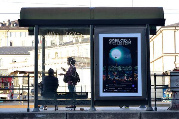 ConiglioViola, Le notti di Tino di Bagdad, Torino