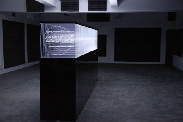 Digitalife 2015 - Nicolas Bernier, Frequencies Light Quanta