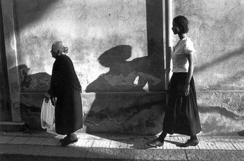 Ferdinando Scianna, Two women, 1987