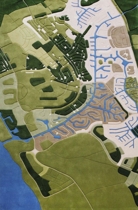 Florian Pucher, Land Carpets