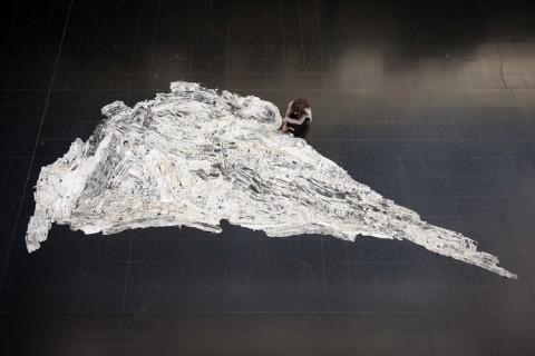 Francisca Aninat, N.4, 2012 - dalla serie Sudamérica – courtesy dell'artista – photo Nicolás Rupcich